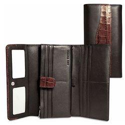 Venezia Italian Leather Clutch