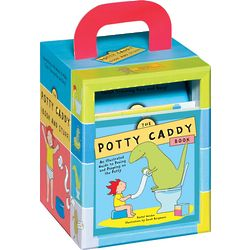 The Potty Caddy Book and Gift Set