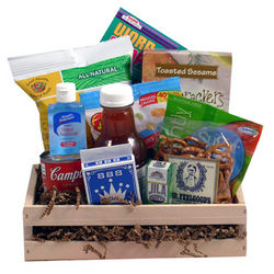 Diabetic Get Well Gift Basket
