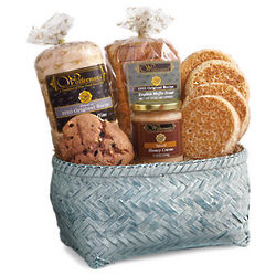 Best of Wolferman's Gift Basket