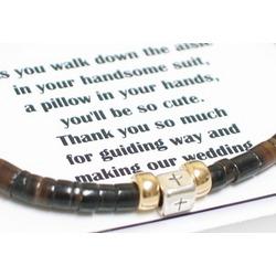 Ring Bearer Bracelet