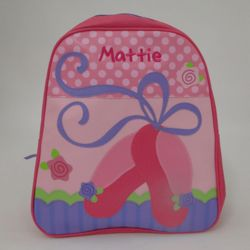 Personalized Ballet Backpack