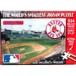 Red Sox World's Smallest Puzzle