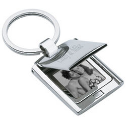 Flip Top Cover Photo Key Holder
