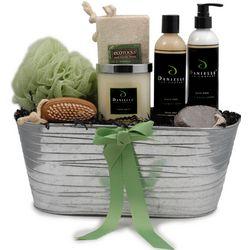Deluxe Eco Luxury Spa Holiday Gift Basket
