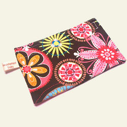 Carnival Bloom WasteNot Saks Snack Bag