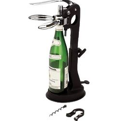 Vespasiano Wine Bottle Opener with Stand