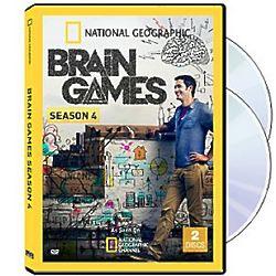 Brain Games Season 4 DVD Set