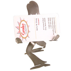 Card Girl Business Card Holder