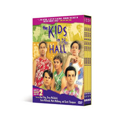Kids In The Hall: Complete Season Two DVD Set