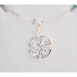 Celtic Design Pendant Necklace