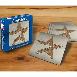 Houston Astros Boaster Coasters