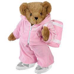 Workout Teddy Bear