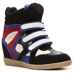 Iona Wedge Sneaker