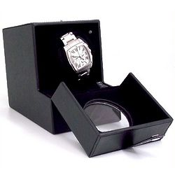 Engraved Single Watch Winder