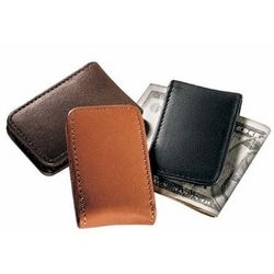 Magnetic Money Clip Card Case