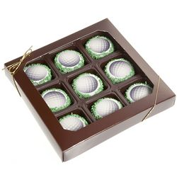 Father's Day Golf Ball Oreo Cookie Box