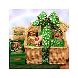 Saint Patrick 's Day Snack Basket