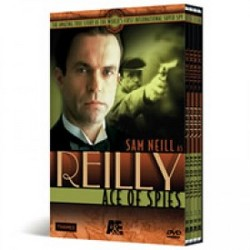 Reilly: Ace of Spies DVD Set