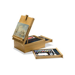 104-Piece Easel Set
