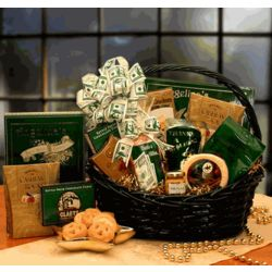 A Heartfelt Thank you Gift Basket