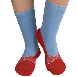 Ruby Slipper Socks