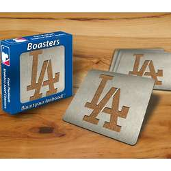 Los Angeles Dodgers Boaster Coasters