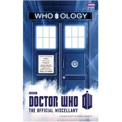 Doctor Who Who-Ology Book