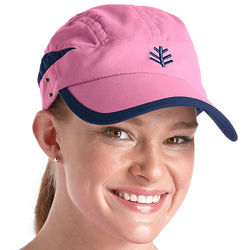 Women's Sun Breaker UPF 50 Running Cap