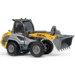 Wheel Loader 680 Die Cast Construction Vehicle Toy