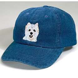 Linda Picken Dog Breed Denim Hat