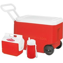 Igloo Wheelie Cooler Set