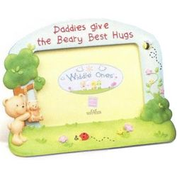 Daddy Gives the Beary Best Hugs Picture Frame