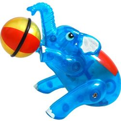 Eddie the Elephant Wind-Up Spinner Toy