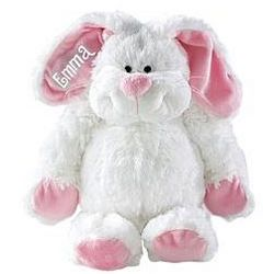 Personalized Hug-A-Long Bunny