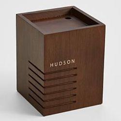 Magnetic Cube Cardholder Case
