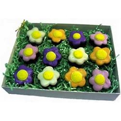 Flower Brownie Bites Gift Box