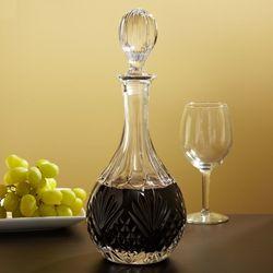 Teardrop Crystal Wine Decanter