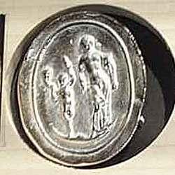 Silver Fertility Pin/Pendant