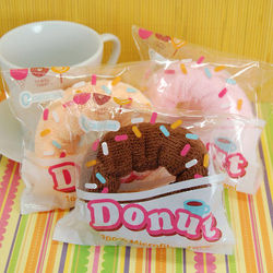 Donut Towel Favors