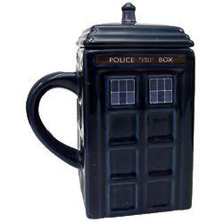 Doctor Who Tardis Mug
