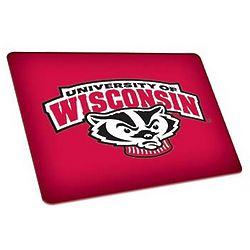 Bucky Badger Computer Mouse Pad