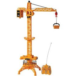 Remote Control Construction Crane Set