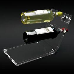 Levitate 4 Bottle Balancing Wine Holder