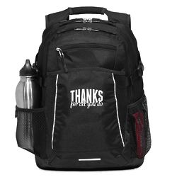 Personalized Executive Tech Backpack