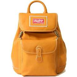 Rawlings Leather Backpack - FindGift.com