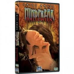 Criss Angel: Halloween Special DVD