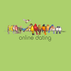 Online Dating T-Shirt
