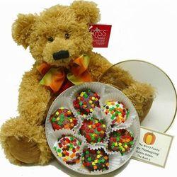 """Bear""-er of Autumn Oreos Wheel"