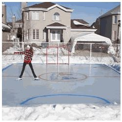 Arctic Backyard Ice Rink Kit - FindGift.com